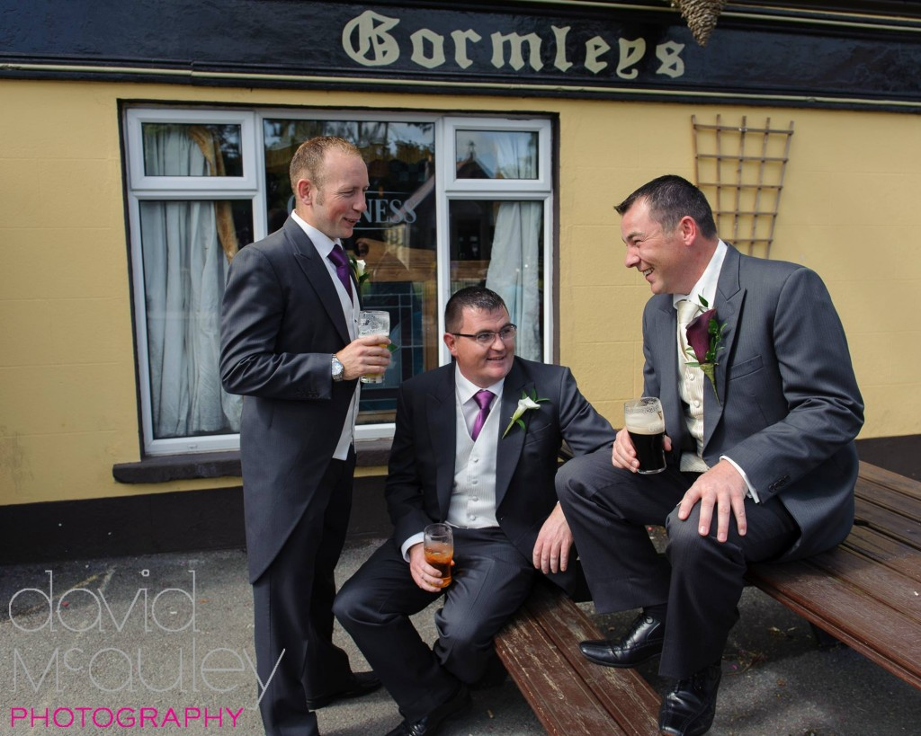 How to choose a wedding photographer David McAuley Ireland
