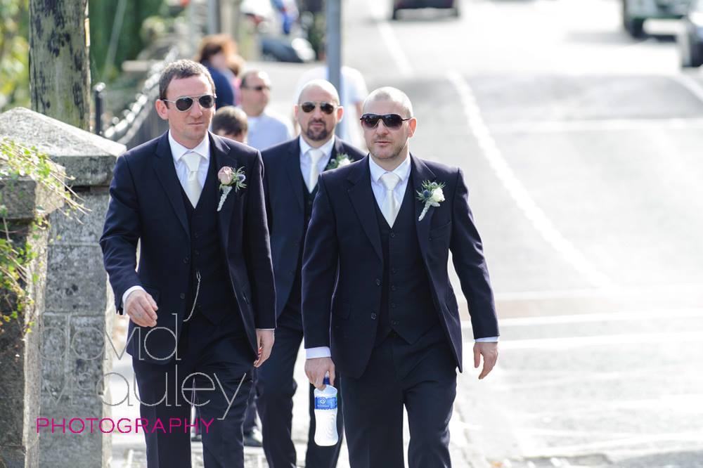 Advice for grooms David McAuley Photography