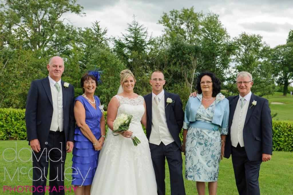 David McAuley Photography wedding family photos