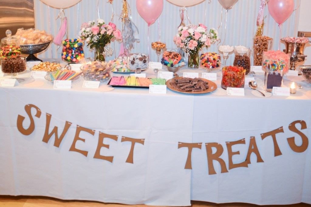 DIY wedding candy buffet david mcaulley photography